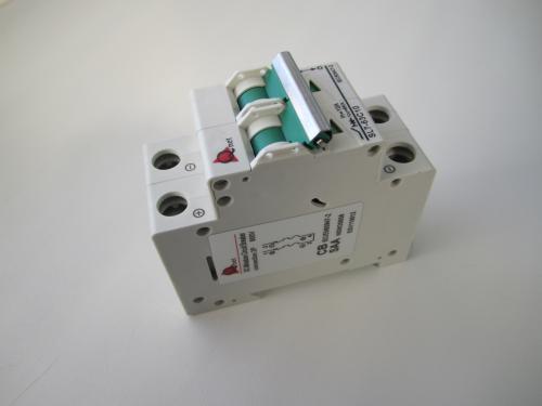 Jistiè 2P 10A/DC800V - SUNTREE